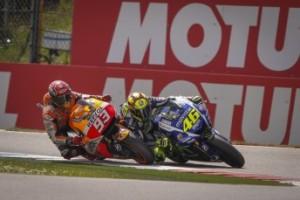 Marquez/Rossi Assen
