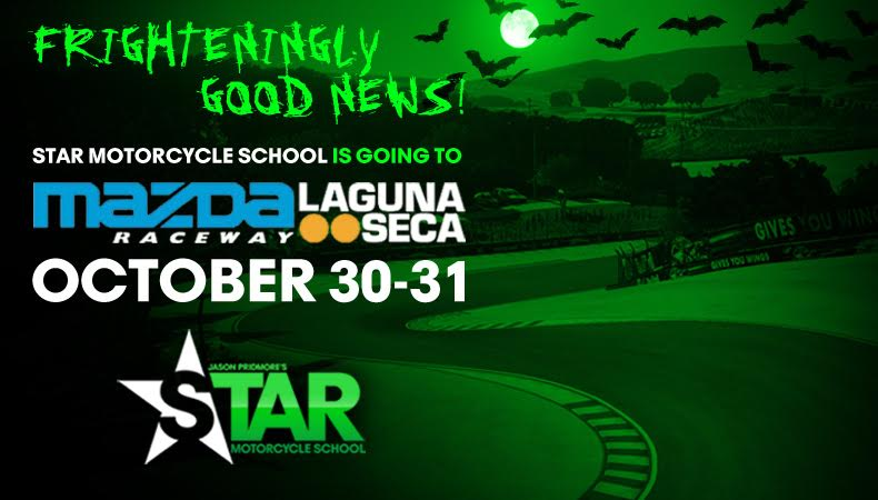 2 Day STAR School at Laguna Seca